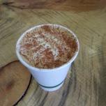 Latte at Menotti's
