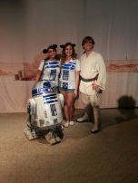 Us with Luke and R2-D2