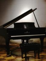 Elvis' Warmup Piano